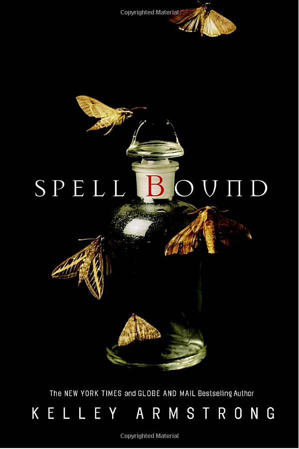 #Kelley Armstrong #Spellbound