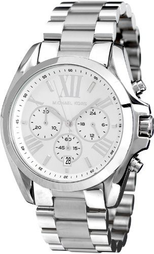 Michael Kors Quartz Silver Dial Men's Watch MK5535