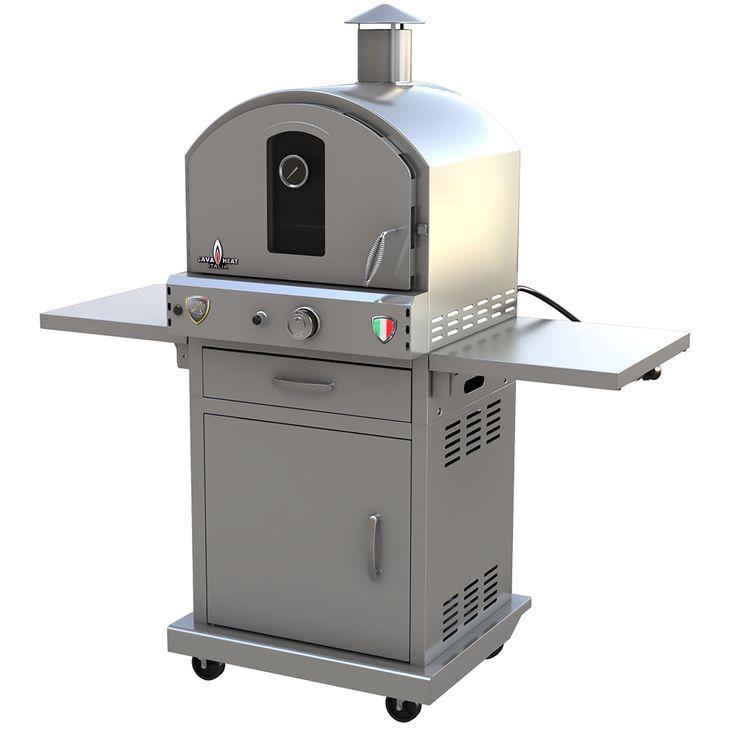 Lava Heat Italia Commercial Outdoor Propane Pizza Oven