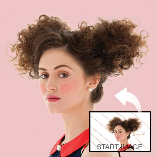 2012 - When changing backgrounds in Photoshop, getting an accurate selection around hair is tricky - here's how to do it using the Refine Edge tool in three simple steps. - Technique for older versions of Photoshop (vCS4 - CS5, maybe 6?) #GraphicDesign #Photoshop #Tutorial