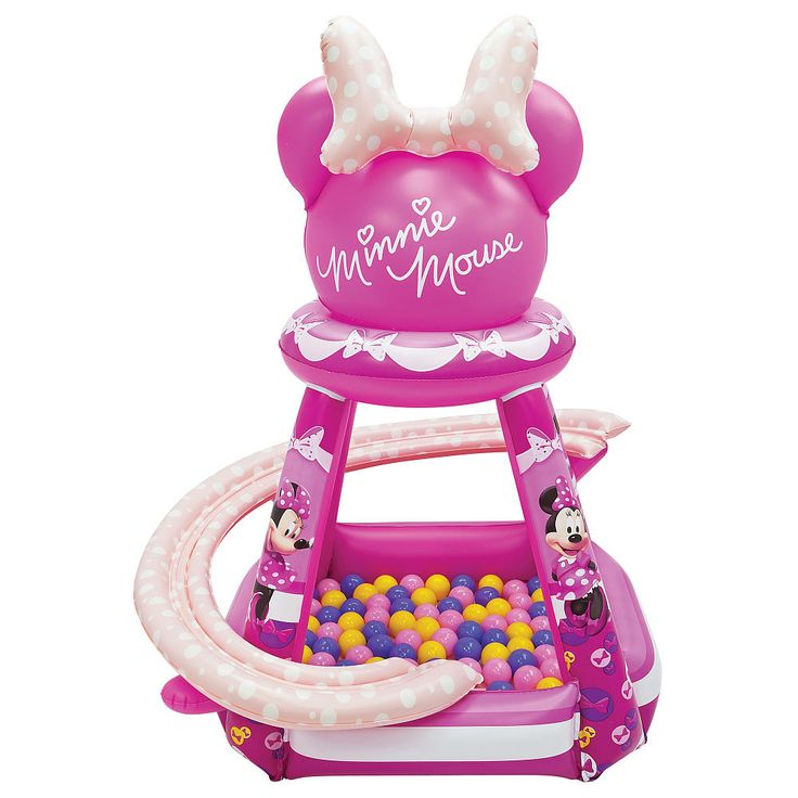 Mickey & Friends Playland Ball Pit - Minnie Mouse - Moose Mountain - Toys R Us