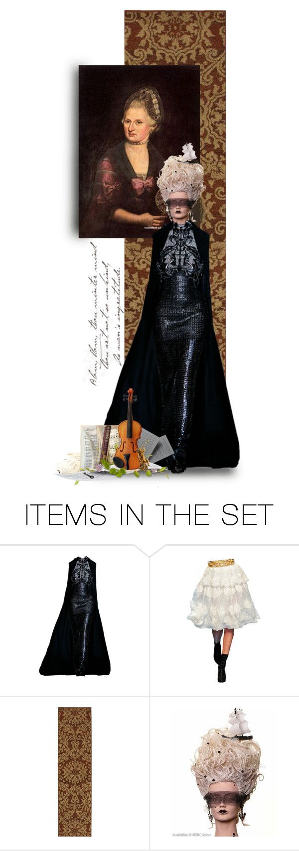 """""""Anna Maria Mozart"""" by sh0shan ❤ liked on Polyvore featuring art"""