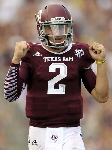 Rice player defends Johnny Manziel