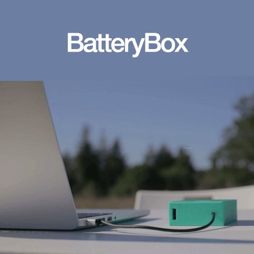 Power your Macbook anywhere. A portable battery that fits into the palm of your hand, and has enough juice for 12 hours of Macbook Air, 6 hours of Macbook Pro