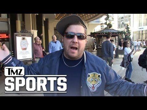 Nick Swardson Has Advice For Adrian Peterson | TMZ Sports