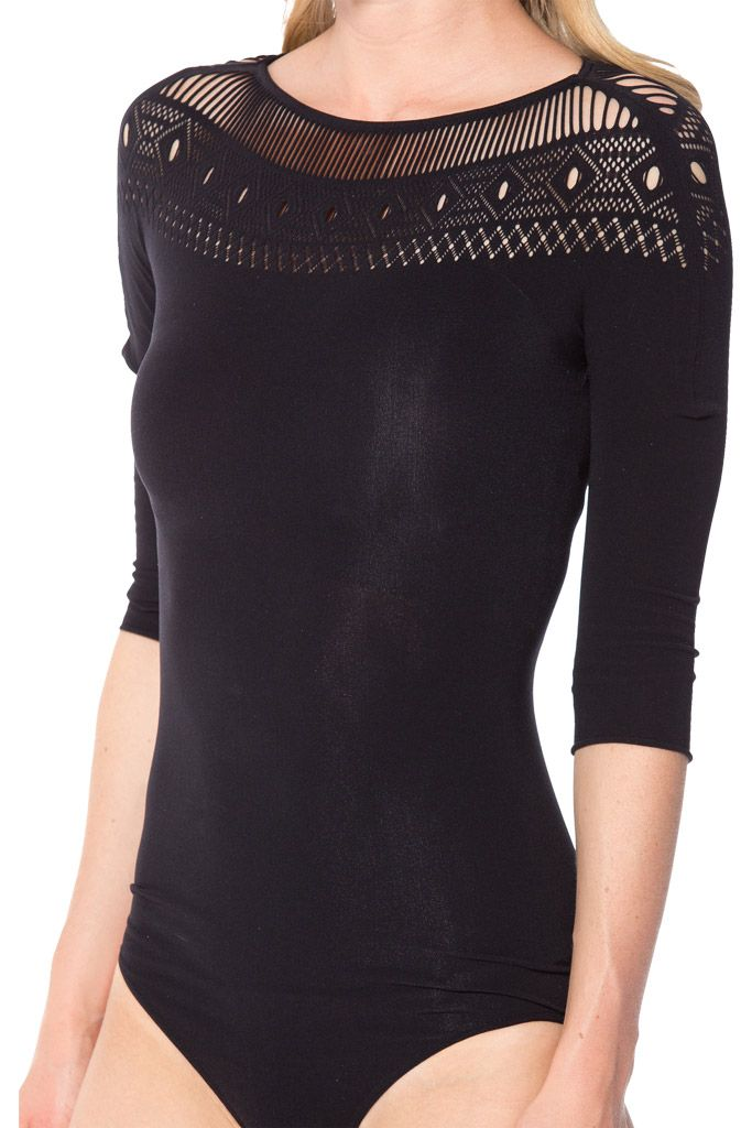 HAVE OWNED The Cleopatra Bodysuit (WW $60AUD / US $55USD) by Black Milk Clothing
