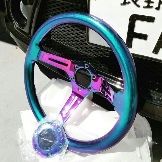 Cute Car Accessories, Car Interior Accessories, Holographic Car, Pink Truck, Street Racing Cars, Car Interior Decor, Car Goals, Car Gadgets, Cute Cars