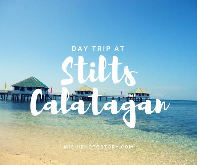 Michi Photostory: Day Trip at Stilts Calatagan