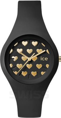 Zakochaj się w tym modelu! #Ice #IceWatch #black  #modern #minimal  #watches #zegarek #watch #zegarki #butiki #swiss #hearts