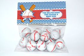A-Manda Creation: Baseball or T-ball Coach Printable Thank You Gift