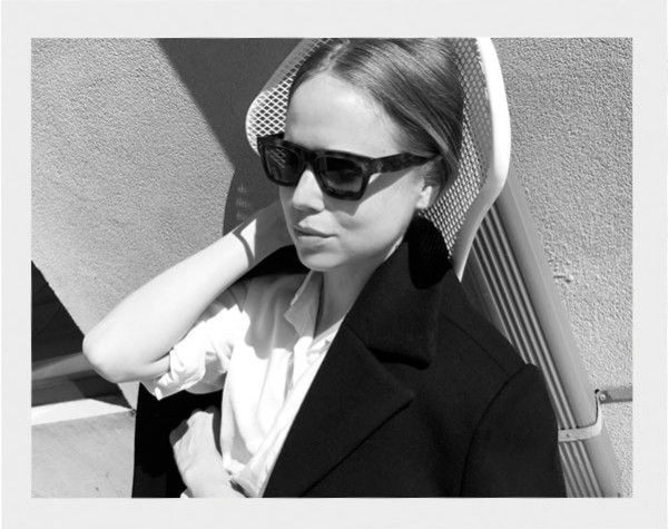 The Tortoise sunglasses. Discover Elin's pick on The Wall at www.elin-kling.com