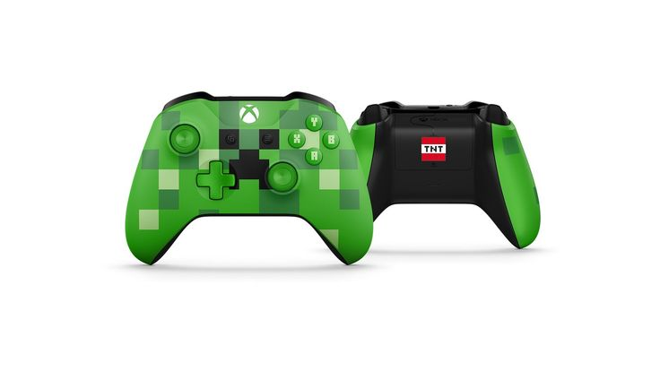Minecraft gets an Xbox One S bundle and themed controllers https://www.polygon.com/2017/8/20/16176646/minecraft-xbox-one-s-edition?utm_campaign=crowdfire&utm_content=crowdfire&utm_medium=social&utm_source=pinterest