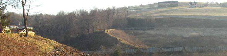 Johnstown Flood Memorial, Pennsylvania
