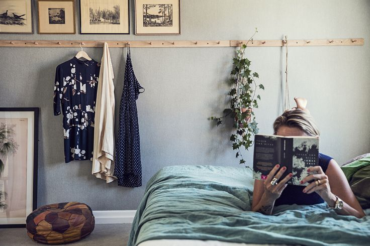 Lovely bedroom | Kristin Lagerqvist | The way we play | Smalltalk