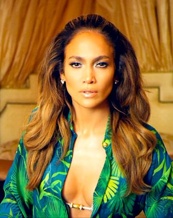 "Jennifer Lopez Recreates Famous Looks In ""I Luh Ya Papi"" Music Video - Us Weekly"
