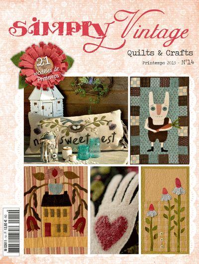"""Simply Vintage Primavera 2015 - """"The Nest Shop''."""