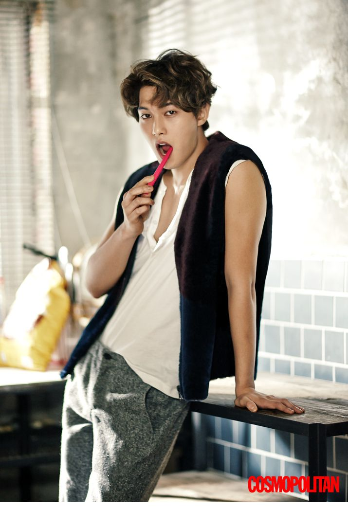 C.N Blue Jong Hyun - Cosmopolitan Magazine October Issue '15