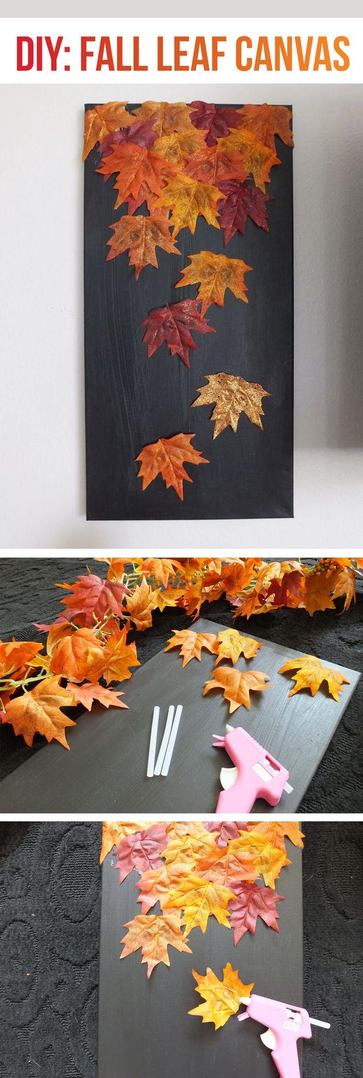 26 bunte DIY Fall Leaf Crafts Sie müssen diese Saison versuchen