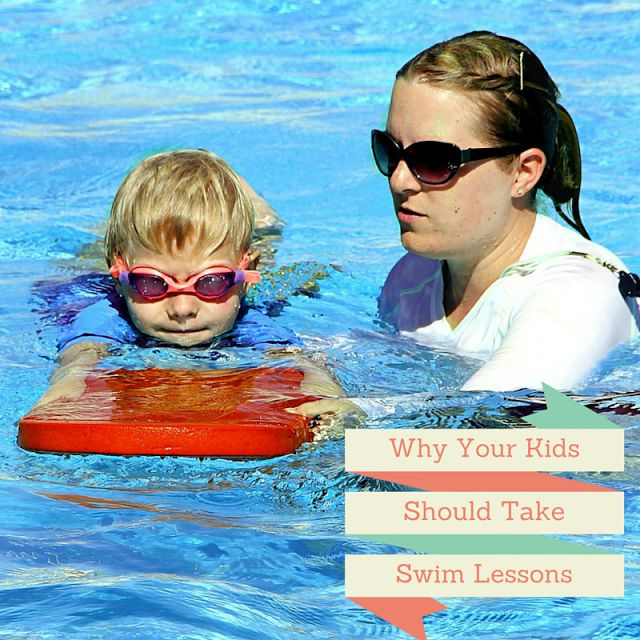 Why Your Child Should Take Swim Lessons This Summer | Growing up Madison