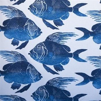 This would make great pillows with a navy reef futon cover.: