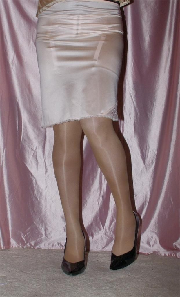 Sexy slips and hose consider