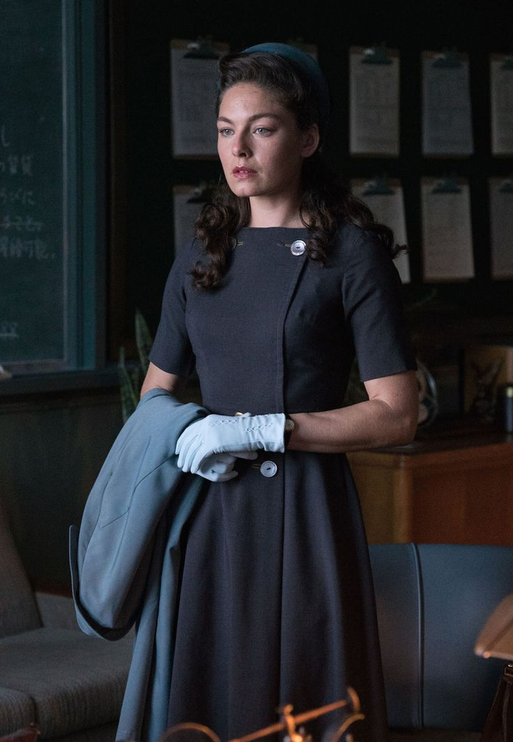 "Interview with Amazon Original Series ""The Man in the High Castle"" costume designer Audrey Fisher."