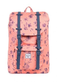 Рюкзак Herschel Supply Co, цвет: мультиколор. Артикул: HE013BUHVL15