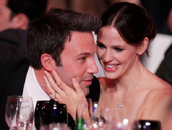 Ben Afflick and Jennifer Garner end their 10-year marriage