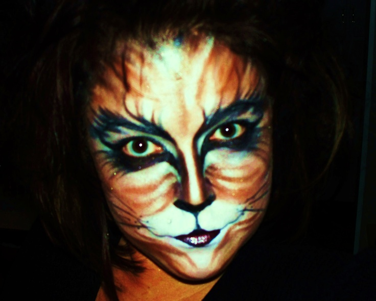 Cat MakeupStaging Costumes Makeup, Cat Makeup, Makeup Fantasy
