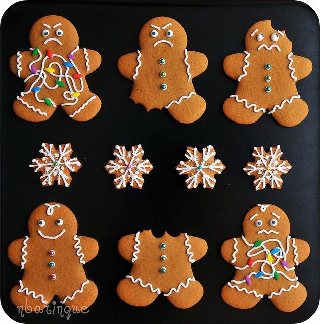 Gingerbread men: Cake, Idea, Christmas Cookies, Sweet, Food, Men'S, Gingerbread But