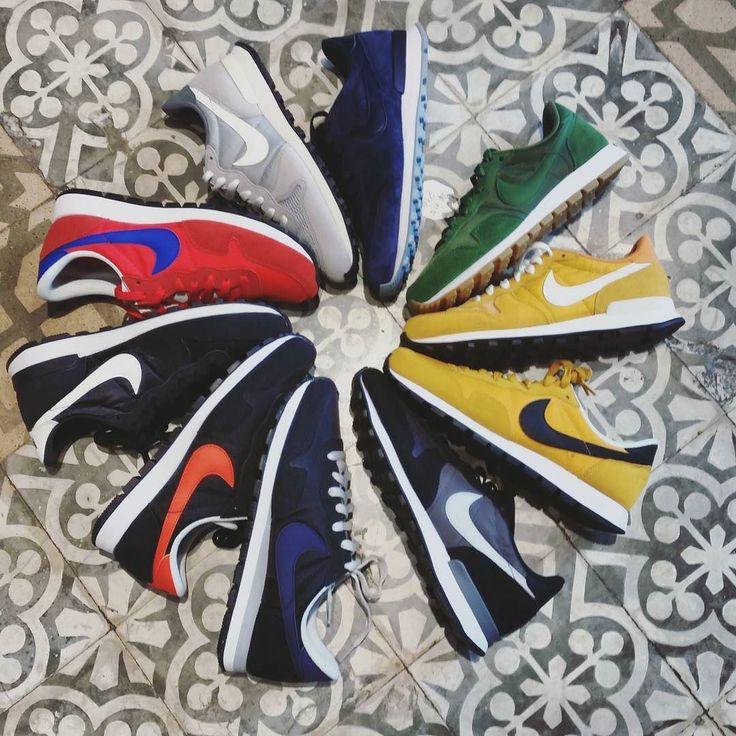 Super Fan de Nike para hombre  #248barcelona #248rosello #nike #bambas #nikeinternationalist #nikeair #nikepegasus #sneakers #barcelona #barcelonashopping #menswear #mensoutfit #lookbook #multibrand #multiple #choice #primavera #ss16 #floor #tileaddiction #suelo #hidraulico by 248barcelona