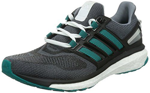 adidas Herren Laufschuhe Energy Boost 3 M Grey/Eqt Green S16/Core Black 46 - http://on-line-kaufen.de/adidas/46-eu-adidas-energy-boost-3-herren-laufschuhe