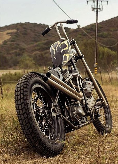 Visionary Cycle Products BF7 Panhead
