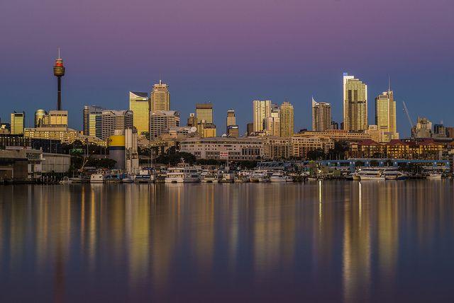 Blackwattle Bay in Sydney   Flickr - Photo Sharing!