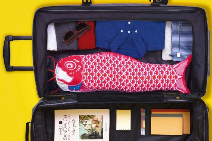 De Koinobori Travel Laundry Bag biedt een goede en functionele oplossing voor al jouw vuile was. #reizen #reiscadeau #wereldreis #koffer #cadeau #sinterklaascadeau #kerstcadeau