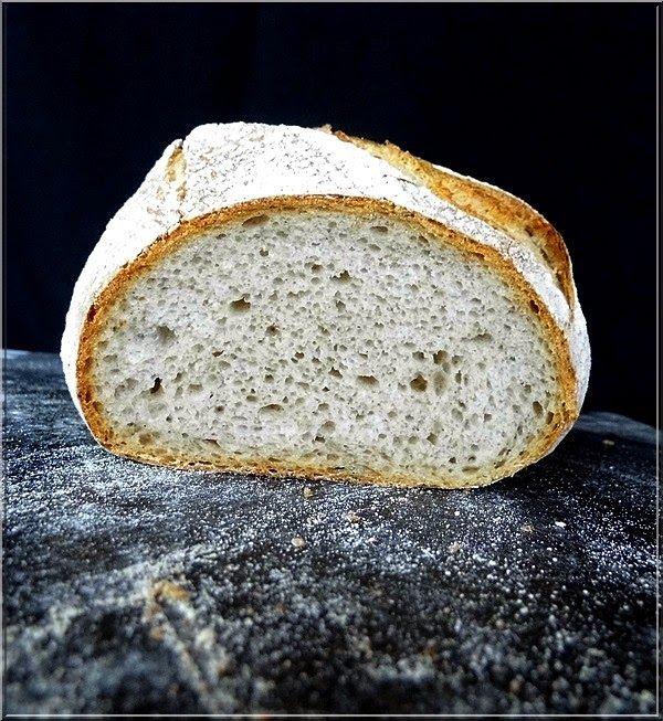 Limara péksége: Rozskovászos kenyér