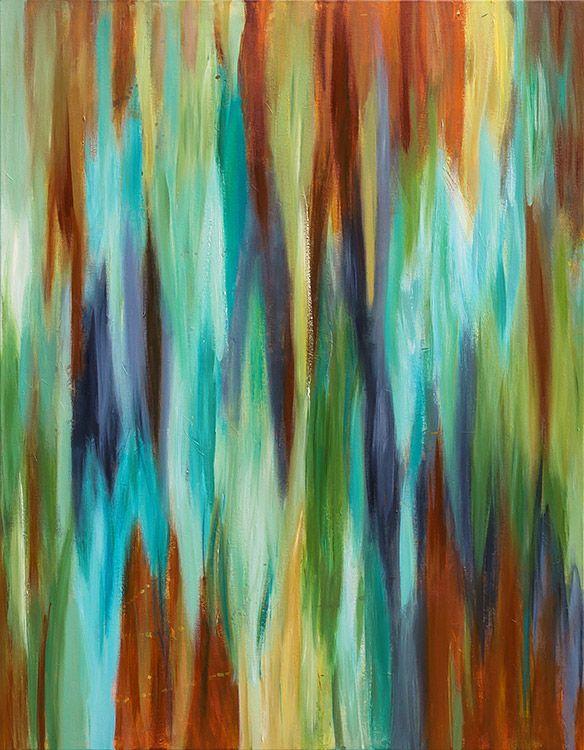 90 x 70, © 2015, prijs op aanvraag Olieverf | Op doek