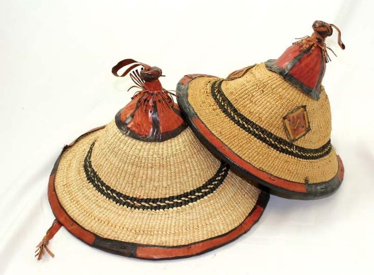 Fulani Hats, West Africa