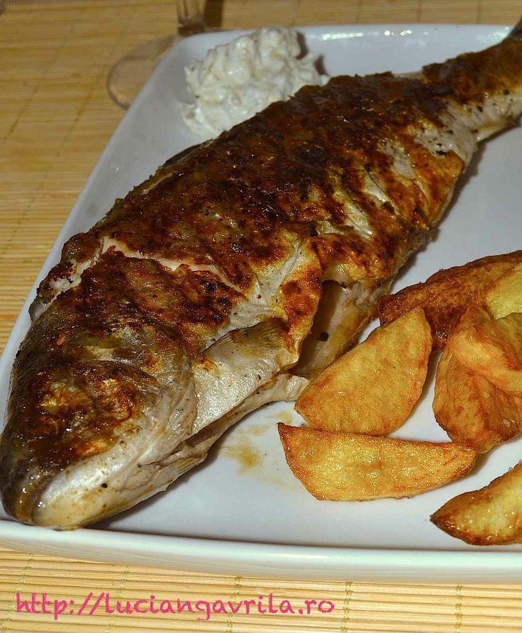 Romanian Fish & Chips