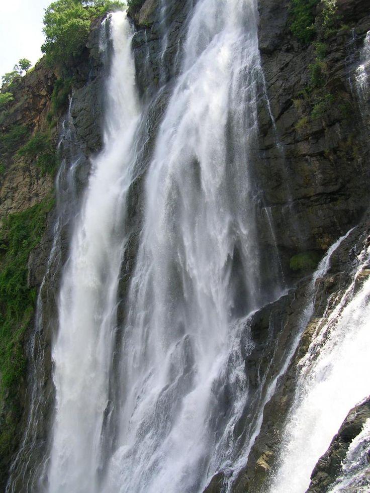 Sivasamudram Falls in Karnataka
