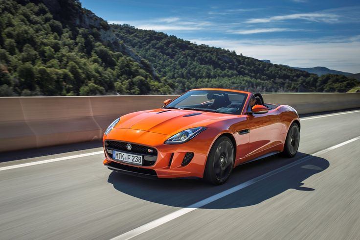 The 2014 Jaguar F-Type is one of the top rated convertibles on TCC.