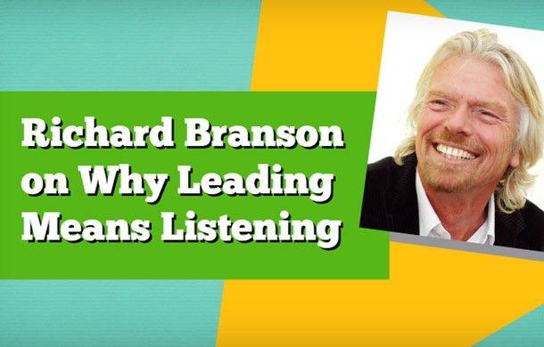 richard branson management style pdf