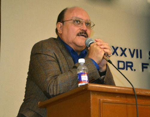 Necesario formar más especialistas en hidrogeología: Miguel Rangel Medina