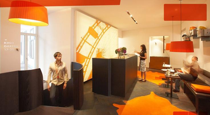 Die besten 25 design hotel wien ideen auf pinterest for Design hotel boutique vienna