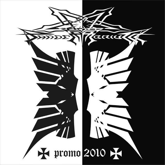 METALHOUSE: Pandemonium.  Este es un disco de Dark Metal Satánico desde Polonia. Black Death Metal a mediana velocidad como tanque de guerra, bien complejo, con punteos, riffs stoners, machacado por redobles y dobles bombos, juego con los platillos, registros de voces con singulares tratamientos, un delicioso cóctel de metal directo a la vena.