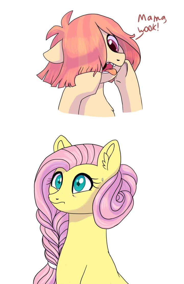 The Moment When Fluttershy Realised That Her Adventures As