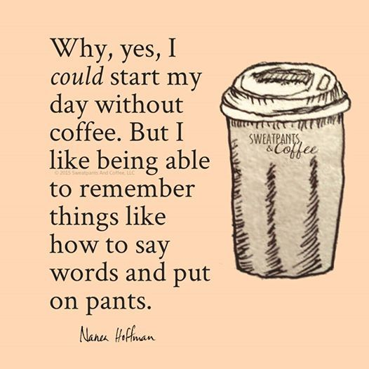 Sweatpants & Coffee's photo.
