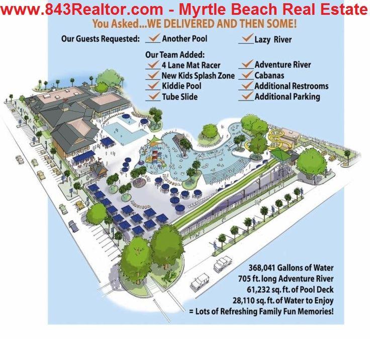 Ocean Lakes Family Campground in Myrtle Beach, SC #myrtlebeachrealestate #carolinaforestrealestate #843realtor #screalestate #oceanlakes