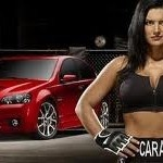 Fast And Furious 6 with gina carano