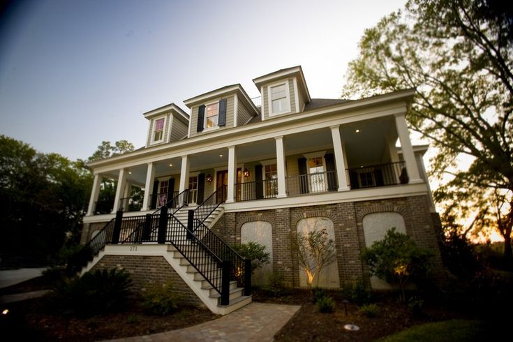 78 Ideas About Charleston House Plans On Pinterest